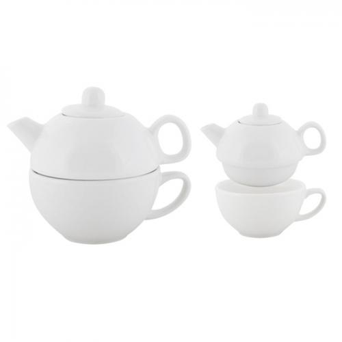 Double teáskanna