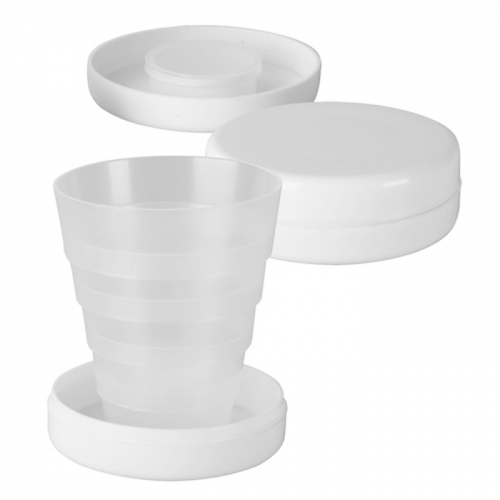 Medication összecsukható pohár