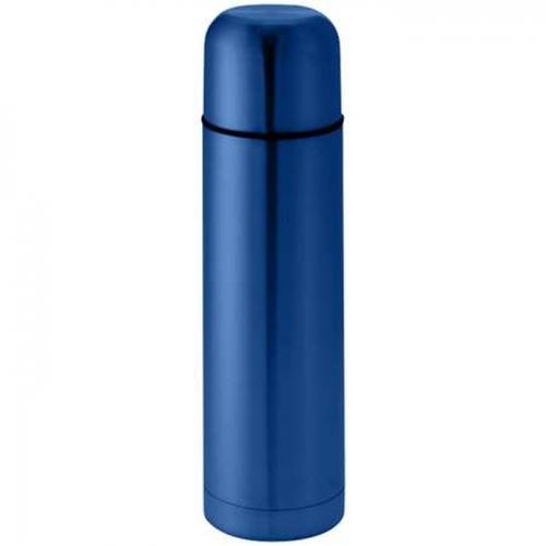 Acél termosz-kék