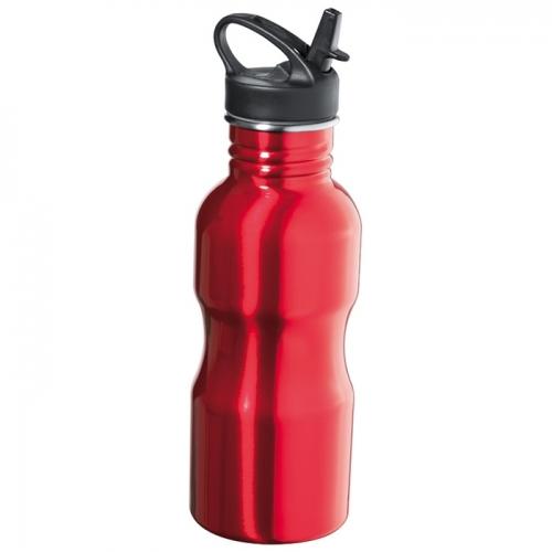 Fém ivópalack 0.6 L