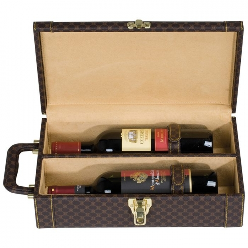 Elegáns bortartó doboz