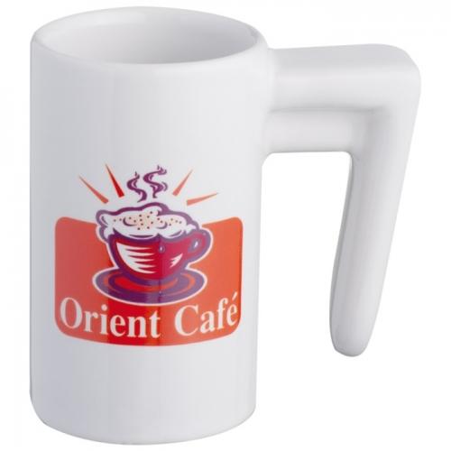 Kerek eszpresszós csésze