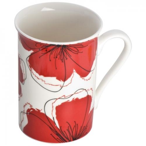 Porcelán bögre, pohár