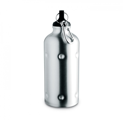 Alumínium kulacs karabínerrel