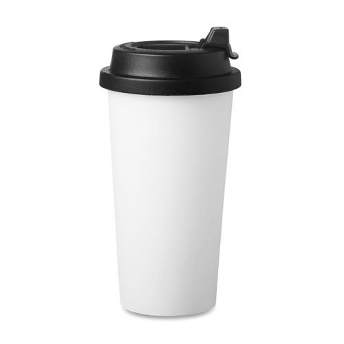 Műanyag szublimációs pohár