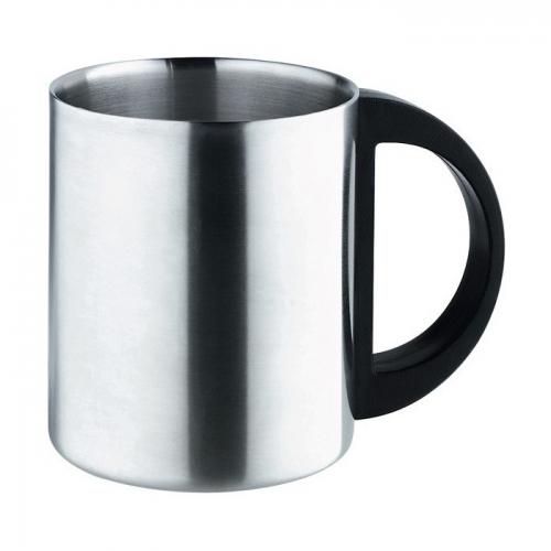 Rozsdamentes acél pohár, 200ml