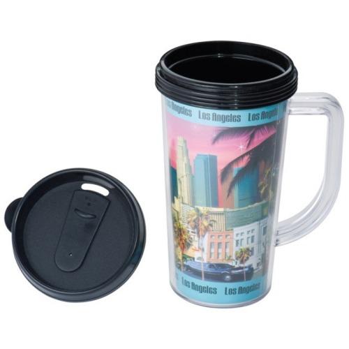 Műanyag pohár emblémázás